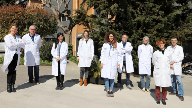 Investigadors del grup ICREC en malalties cardiovasculars, de l'Institut de Recerca Germans Trias i Pujol (IGTP)