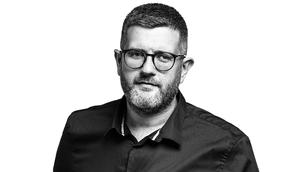 """David Àvila, presentador de """"Ja m'entens"""" a Catalunya Ràdio"""