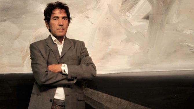 Salvatore Garau ha exposat a la Bienal de Venècia i a diversos museus d'art contemporani europeus
