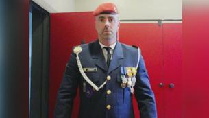 Una de les últimes imatges de Jürgen Conings, el militar buscat per les forces de seguretat belgues