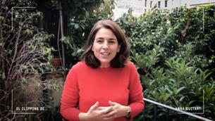 """Anna Guitart confessa que veuria en """"repeat"""" el clip de Joan Miquel Oliver"""