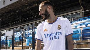 Karim Benzema, positiu per Covid-19