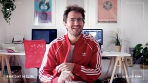 """El músic i realitzador Guillem Roma en una entrevista a """"Clipping"""""""