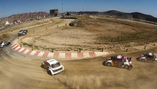 El Mundial de ral·licròs començarà al Circuit de Barcelona-Catalunya amb una prova nocturna