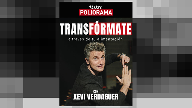 'Transfórmate', la xerrada de Verdafuer produïda per El Terrat al Teatre Poliorama.