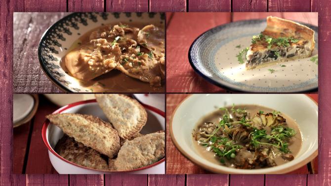 Receptes amb bolets: fricandó, risotto i idees originals