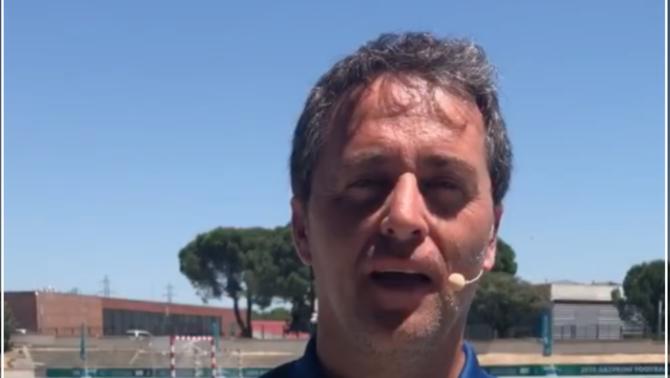 Mike Puig, nou director de la Masia