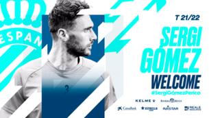 L'Espanyol fa oficial el fitxatge de Sergi Gómez
