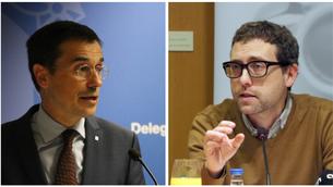 Amadeu Altafaj i Albert Royo (ACN)
