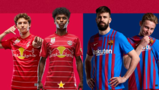 El Barça confirma el quart amistós de la pretemporada contra el FC Red Bull Salzburg