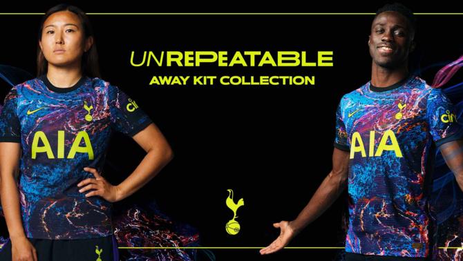 """La samarreta """"galàctica"""" del Tottenham que fa esclatar la xarxa"""