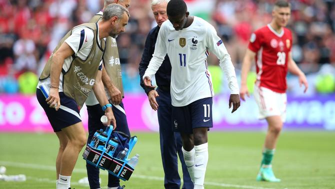 El Barça cobrarà per la lesió de Dembélé