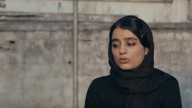 """Una imatge de la pel·lícula """"Un blues per a Teheran""""."""