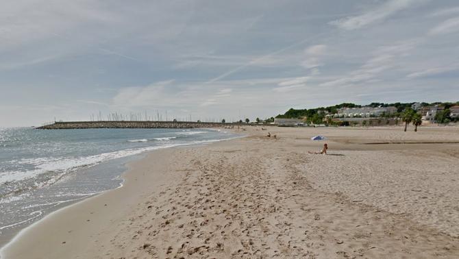 Detingut un jove per una agressió sexual a la platja de Torredembarra
