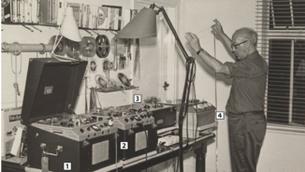 Robert Gerhard: exploracions electròniques