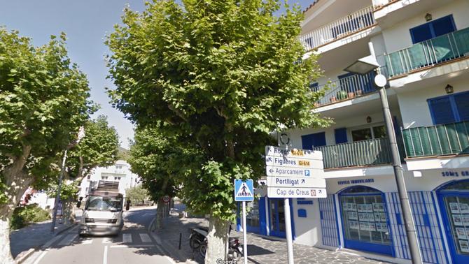 Mor un treballador de la neteja a Cadaqués en un accident laboral