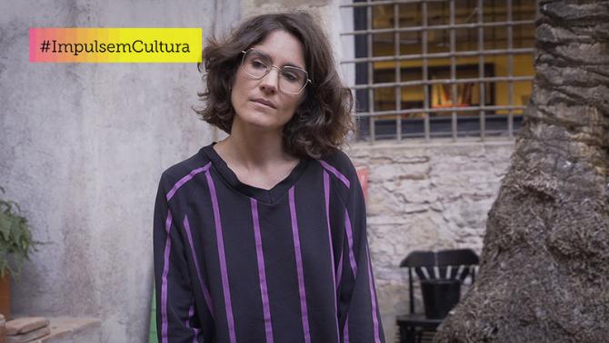 Irene Pujadas: un univers de literatura