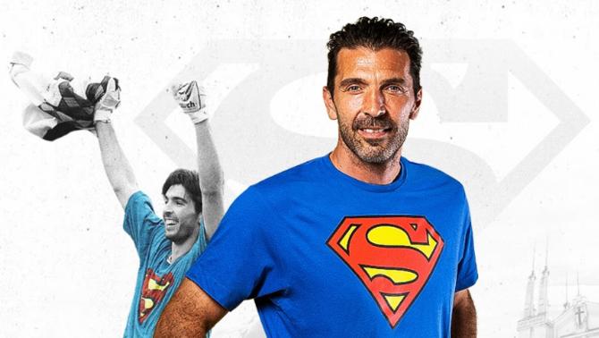 Superman Buffon torna a l'Ennio Tardini de Parma