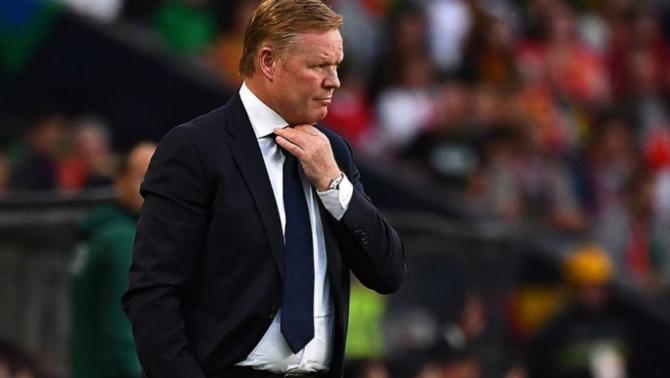 El Barça podria anunciar la continuïtat de Koeman en la junta d'aquest dijous